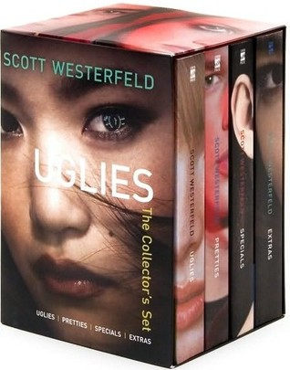 Uglies, The Collector's Set by Scott Westerfeld