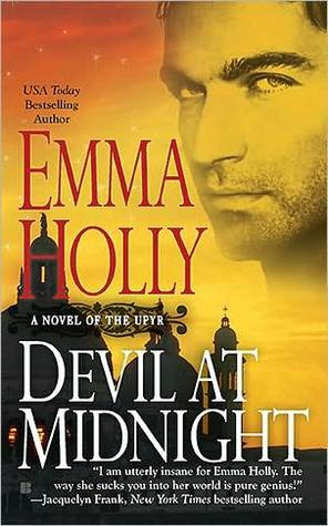 Devil at Midnight by Emma Holly