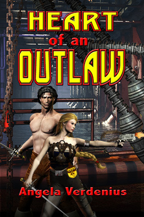 Heart of an Outlaw by Angela Verdenius