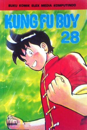 Kung Fu Boy Vol. 28 (Kungfu Boy #28)
