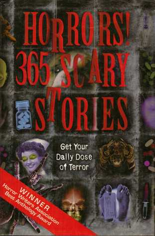 Horrors! 365 Scary Stories by Stefan R. Dziemianowicz