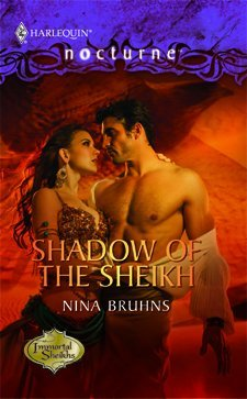 Shadow of the Sheikh by Nina Bruhns