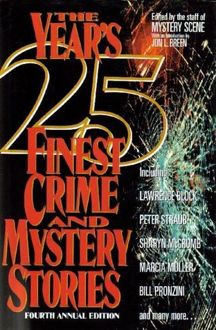 The Year's 25 Finest Crime and Mystery Stories by Jon L. Breen