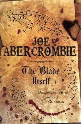 The Blade Itself, Joe Abercrombie