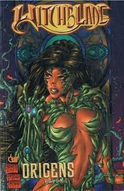 Witchblade Origens by David Wohl