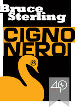 Cigno nero by Bruce Sterling
