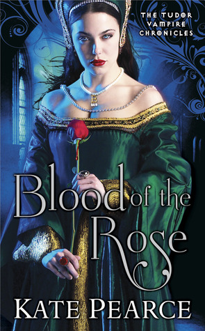 Blood of the Rose by Kate Pearce