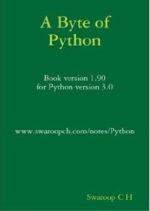 A Byte of Python by Swaroop C.H.