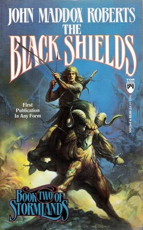 The Black Shields by John Maddox Roberts