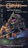 Conan and the Prophecy (Endless Quest, #20; Hyborian Age)
