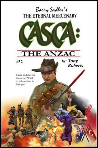 The Anzac by Tony Roberts