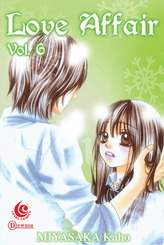Love Affair Vol. 6 (Bokutachi wa Shitte Shimatta #6)