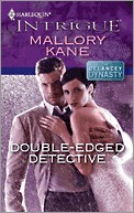 Double-Edged Detective by Mallory Kane