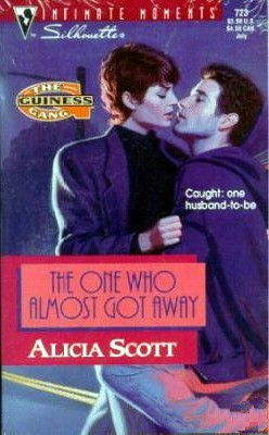 The One Who Almost Got Away (Guiness Gang #5)
