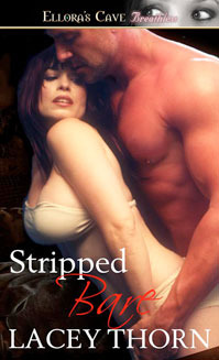 Stripped Bare by Lacey Thorn