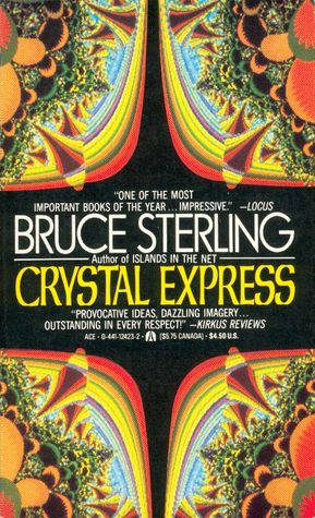 Crystal Express by Bruce Sterling