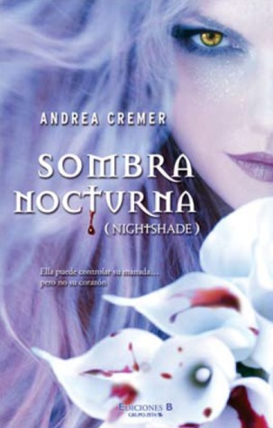Sombra nocturna by Andrea Cremer