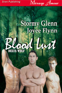 Blood Lust by Stormy Glenn