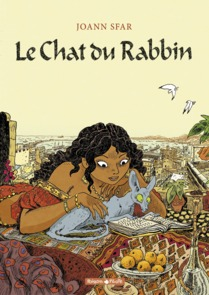 Le Chat du Rabbin by Joann Sfar