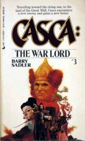 The War Lord by Barry Sadler