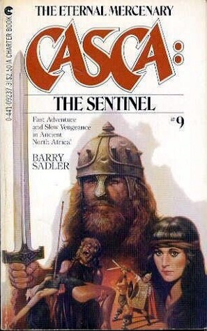 The Sentinel (Casca, #9)