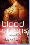 Blood Moons (Blood and Shadows, #1)