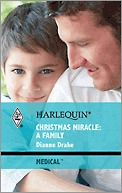 Christmas Miracle: a Family (Mountain Village Hospital #3)