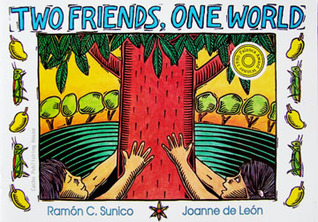 Two Friends, One World by Ramon C. Sunico