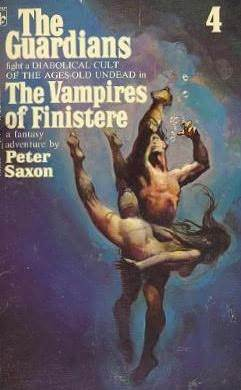 The Vampires of Finistere (The Guardians, #4)