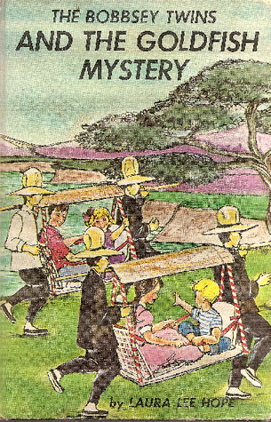 The Bobbsey Twins and the Goldfish Mystery (Original Bobbsey Twins #55)