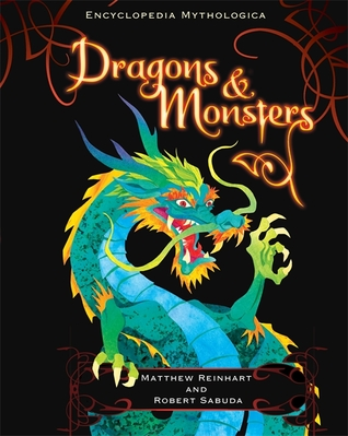Encyclopedia Mythologica: Dragons and Monsters Pop-Up