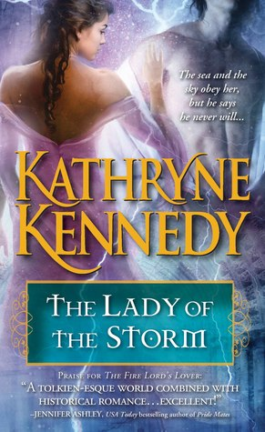 The Lady of the Storm by Kathryne Kennedy