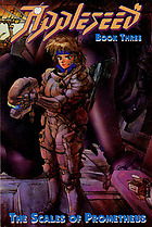 Appleseed: The Scales of Prometheus (Appleseed, #3)