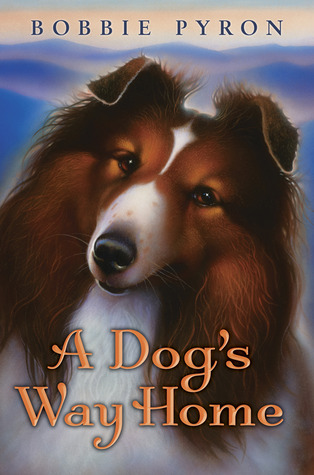 A Dog's Way Home by Bobbie Pyron