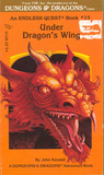 Under Dragon's Wing  (Endless Quest #15)