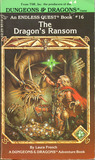 The Dragon's Ransom  (Endless Quest #16)