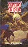 Riddle of the Griffon (Endless Quest: Crimson Crystal Adventures, #1; Dungeons & Dragons)