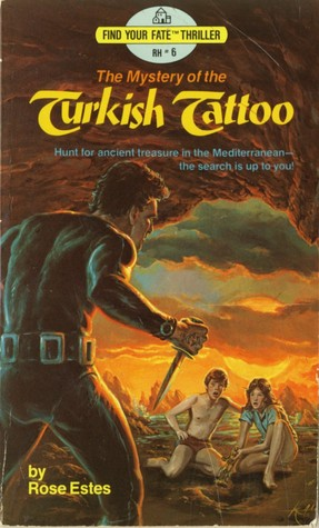 The Mystery of the Turkish Tattoo (The Three Investigators: Find Your Fate #6)