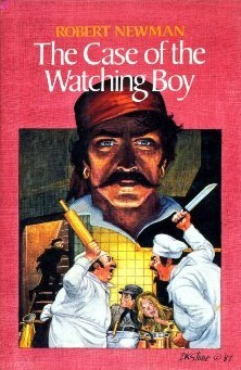 The Case of the Watching Boy by Robert  Newman