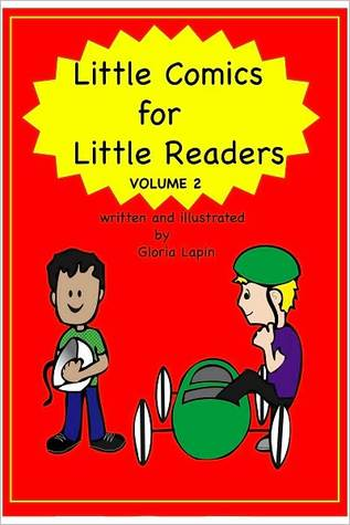 Little Comics for Little Readers Volume 2 by Gloria Lapin