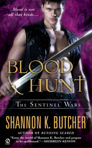Blood Hunt by Shannon K. Butcher