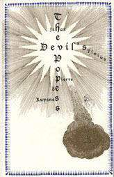 The Devil's Popess: A Novel Of Mystery, Of Magic, And Love (The Printed Head Volume IV, #4/5)