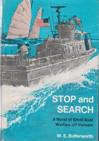 Stop and Search by W.E. Butterworth