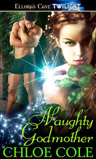Naughty Godmother (Naughty Godmother, #1)