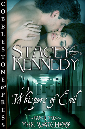 Whispers of Evil by Stacey Kennedy