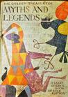 Golden Treasury of Myths and Legends Adapted from the World's... by Anne Terry White