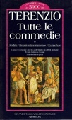 Tutte le commedie, tomo I by Terence