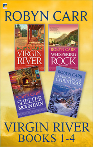 Virgin River Books 1-4 by Robyn Carr