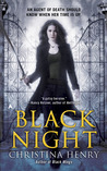 Black Night (Black Wings, #2)