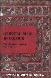 Oriental Rugs in Colour by Preben Liebetrau